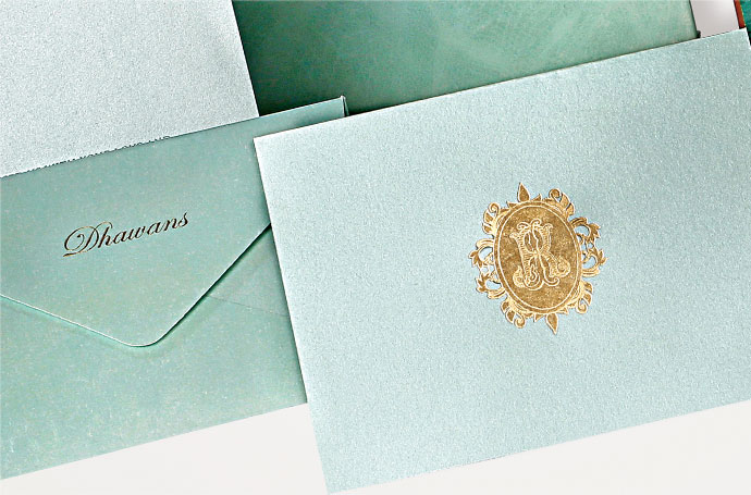 Themed Wedding Cards