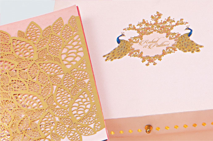 Traditional Invitation Cards