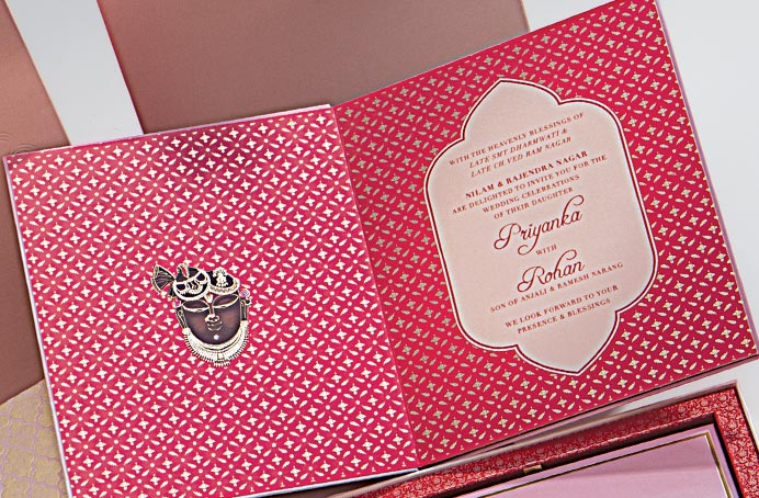 Laser Cut Invitations Cards